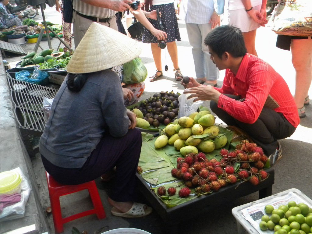 La ronde des fruits, Vietnam