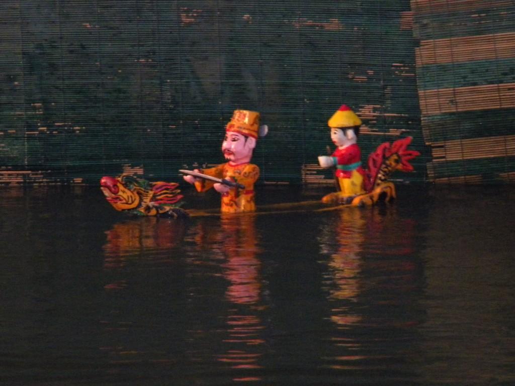 marionnettes, vietnam