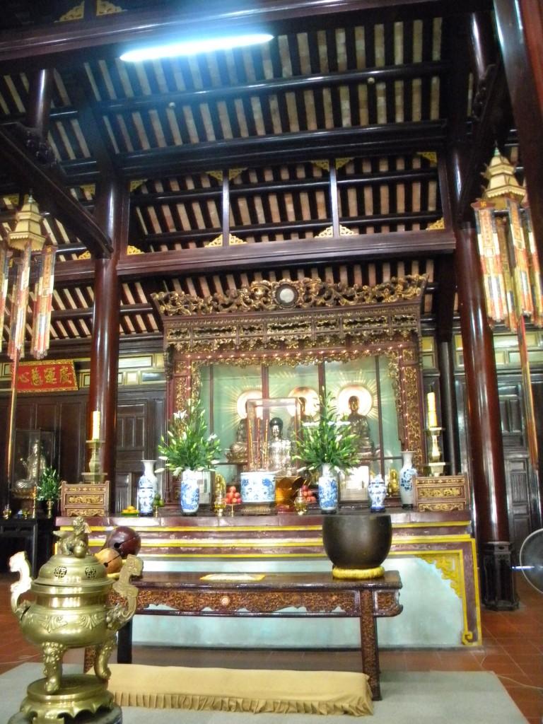 Pagode de la Dame Céleste, Hué, Vietnam