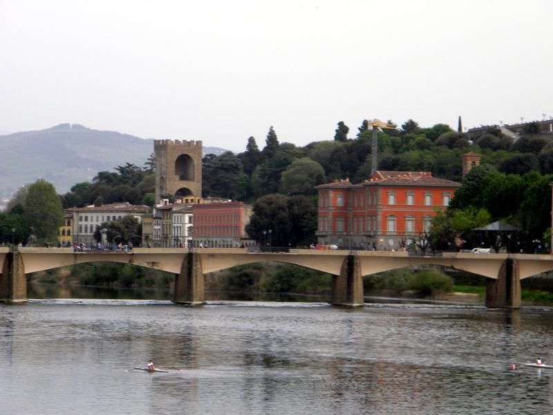 Arno, Toscane; Italie