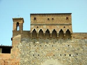 San Gimignano, Toscane, Italie