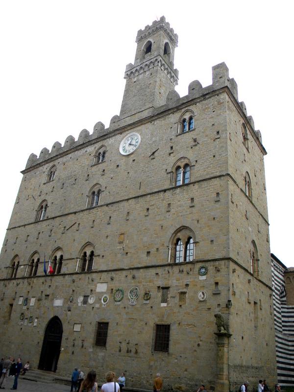 Volterra, Toscane, Italie