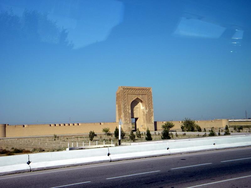Kyzyl Koum, Khiva, Ayaz Kala, Amou Darya, Zeravchan, uzbeks Ouzbékistan