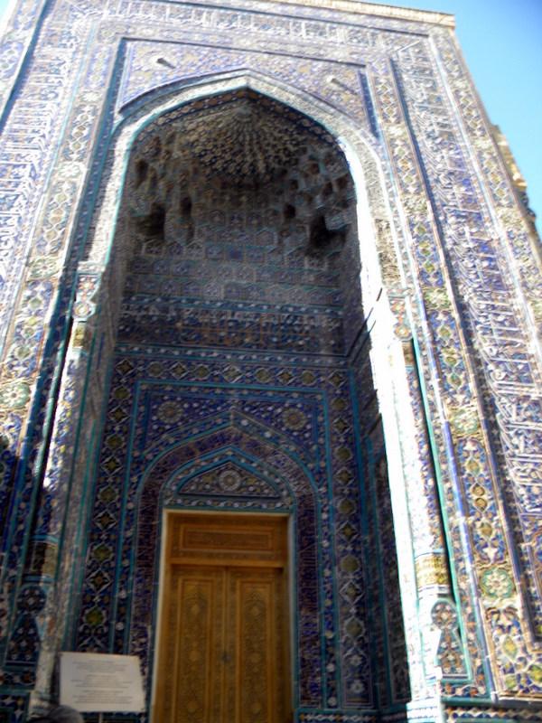Samarcande, Ouzbékistan, Boukhara, mongols, médersa, Cher Dor, Tilla Kari, Gour Emir, Oulougbeg, Reghistan, nécropole, Timur, Chakh-i-Zinda, Afrosyab, Maracanda, Bibi Khanoum
