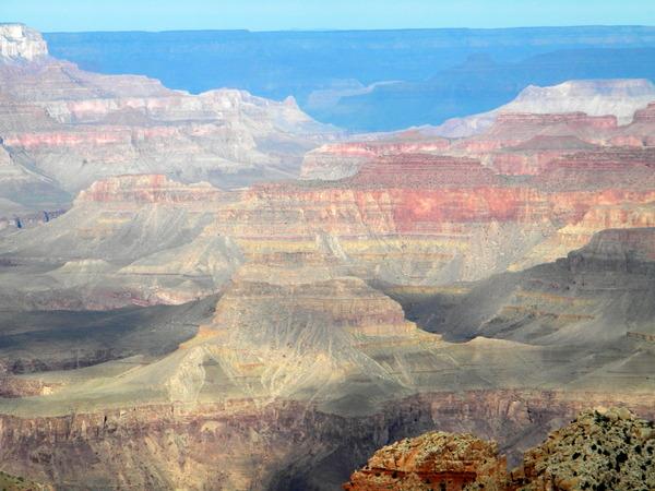 Lever du soleil à Desert View 2