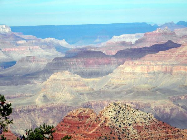 Lever du soleil à Desert View