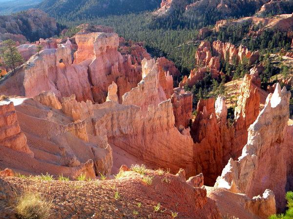 Lever de soleil sur Bryce Canyon 4