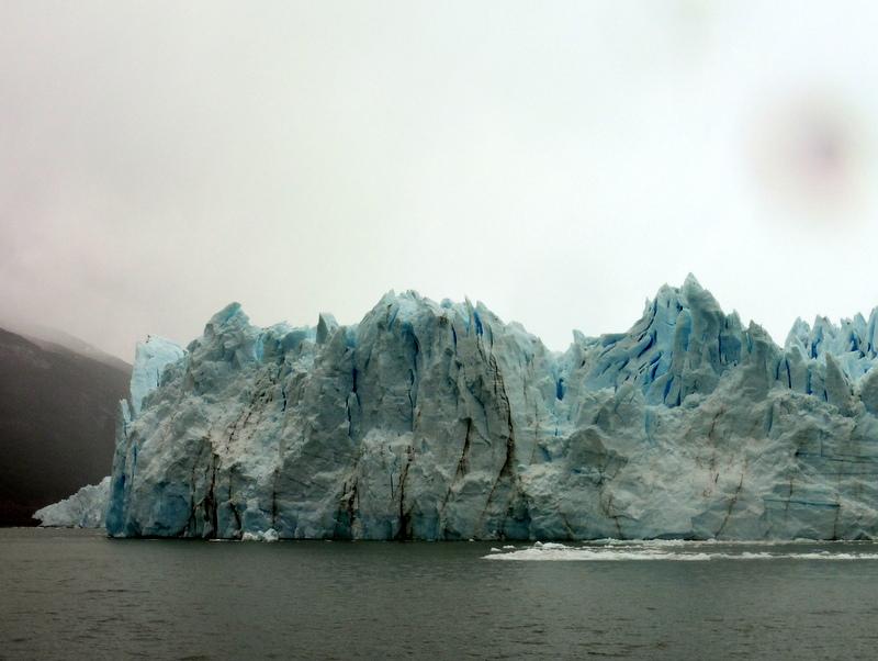Le Perito Moreno, vu du bateau-1