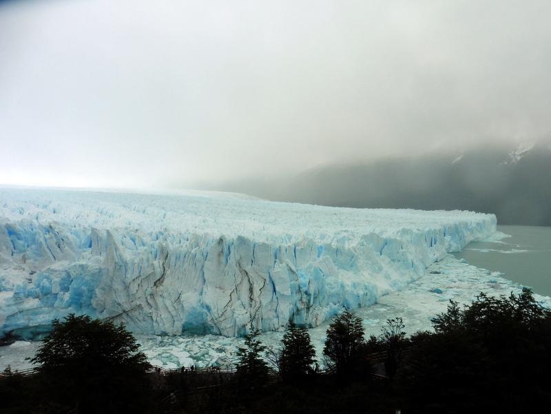 Le glacier, vu des passerelles-1