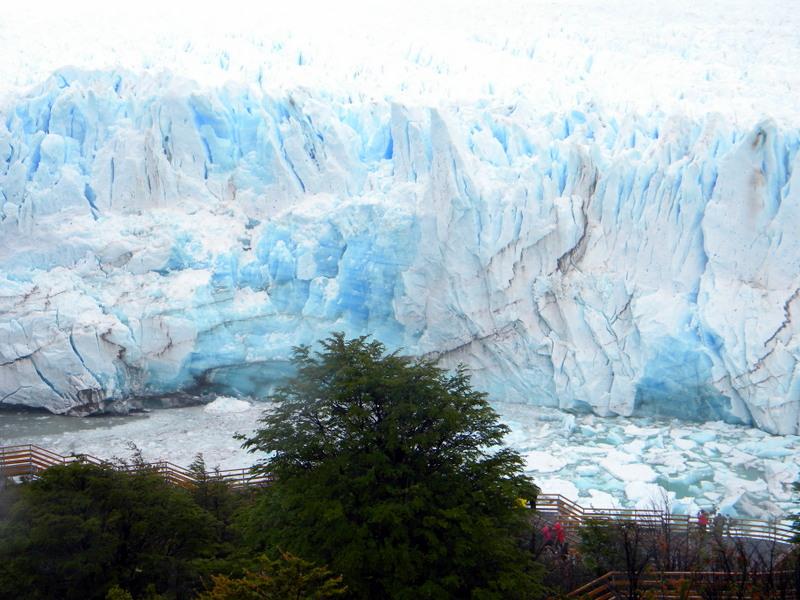 Le glacier, vu des passerelles-2