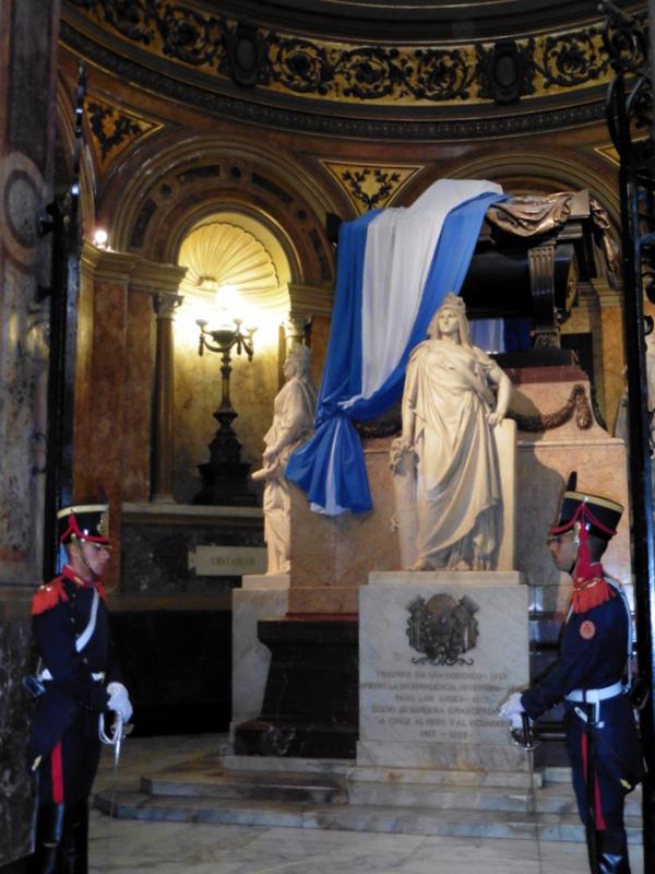 Mausolée du général San Martin