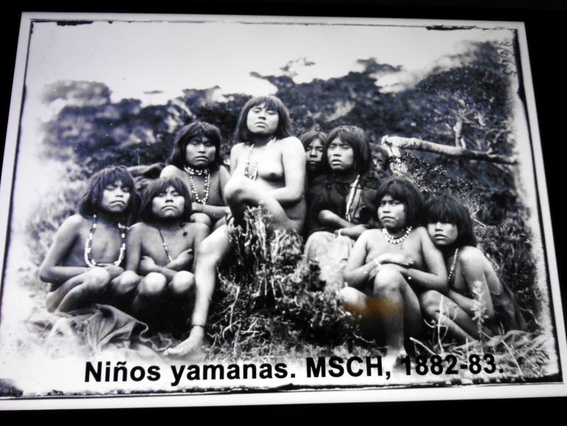Enfants Yamanas