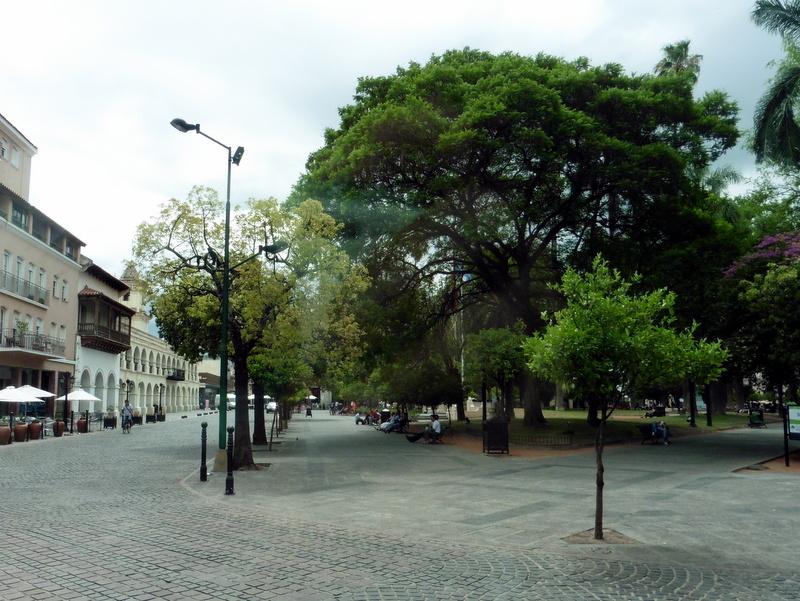 Salta, Place 9 de julio