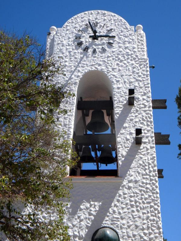 La tour d'horloge du cabildo