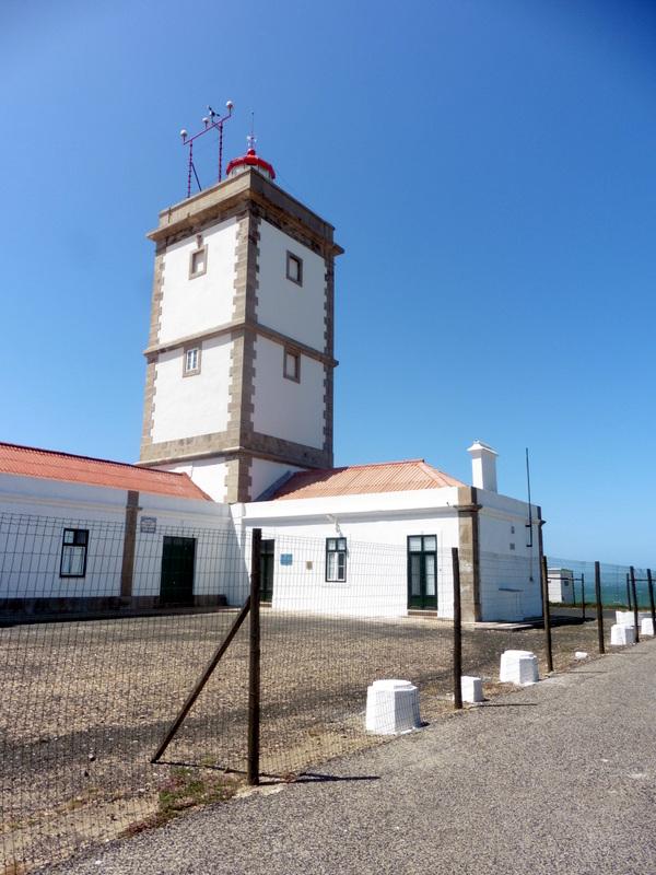 Le phare du cap Carvoeiro