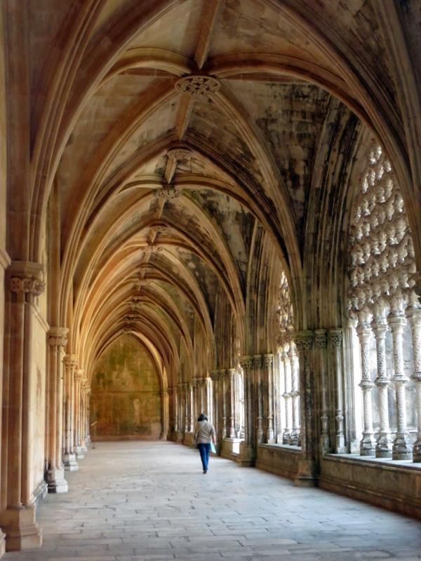 Galerie du cloître royal