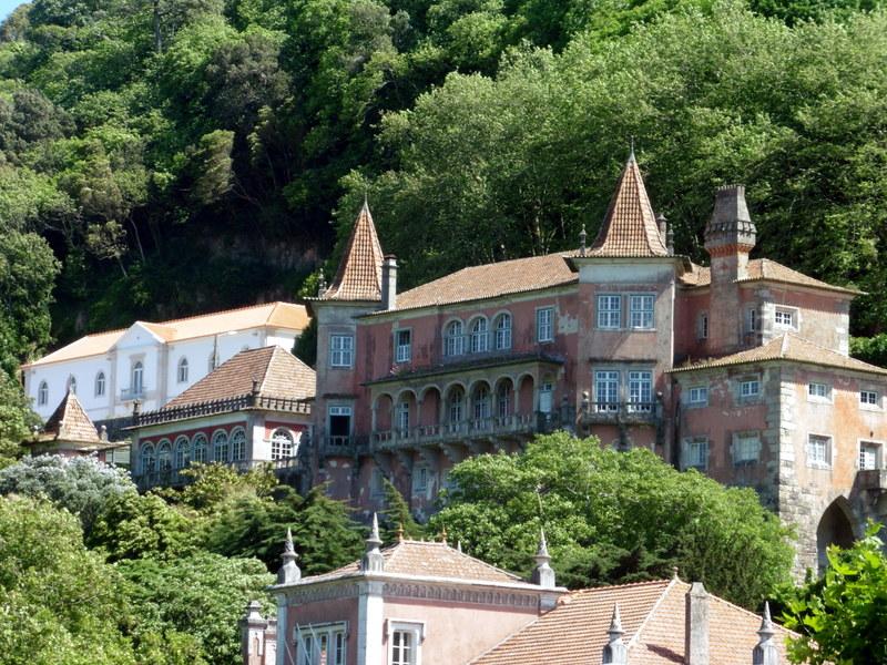 Grand hôtel à Sintra