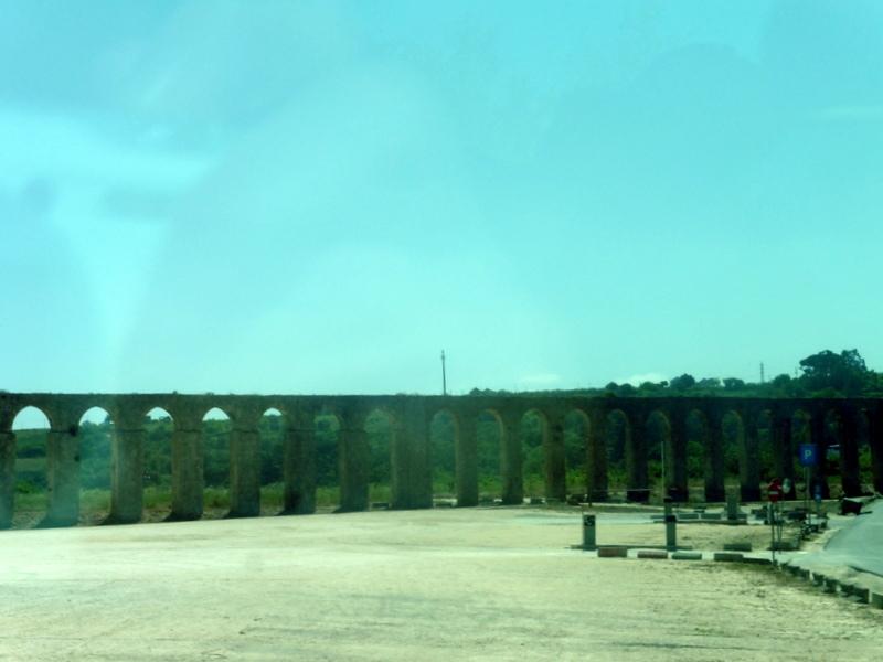 L'aqueduc d'Obidos