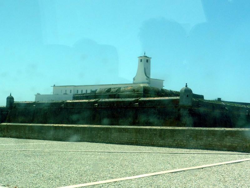 Le fort de Peniche