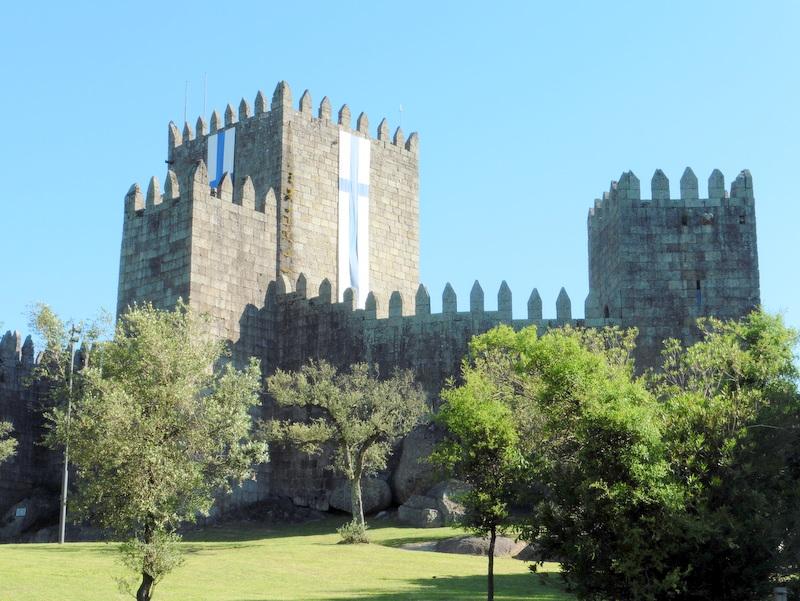 Le donjon du Castelo