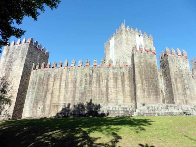 La muraille du Castelo