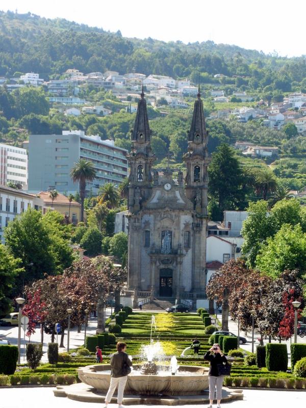 L'église des Santos Passos