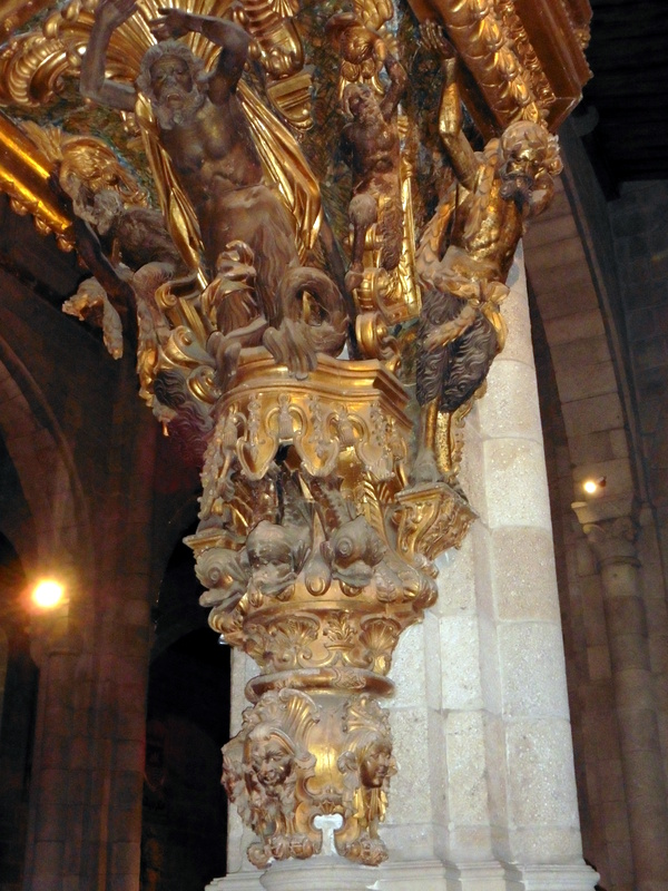 Décor baroque