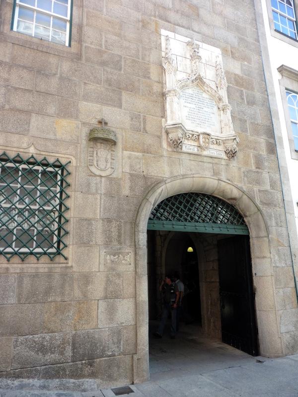 La maison où serait né Henri le Navigateur