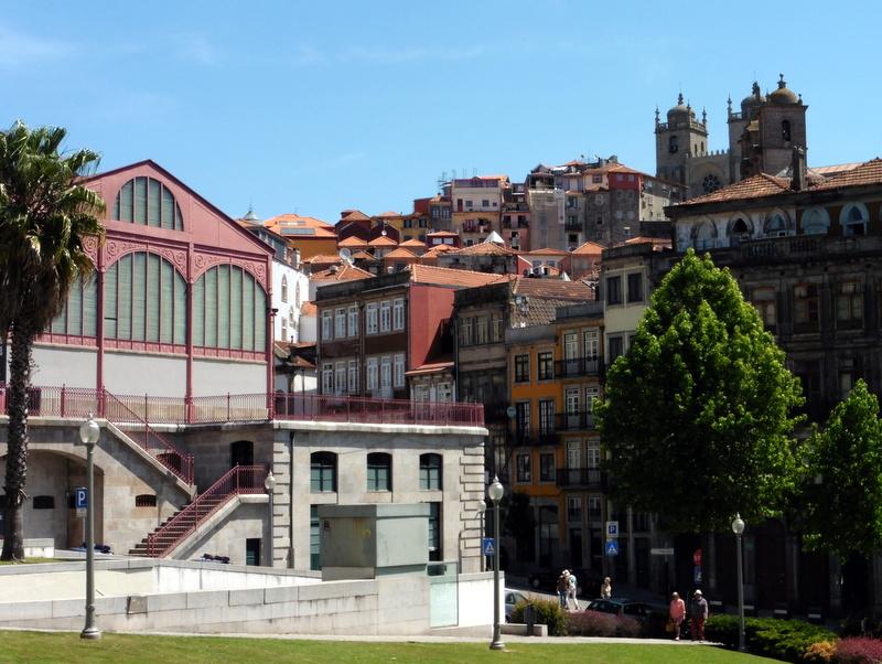 Le marché Ferreiro Borges