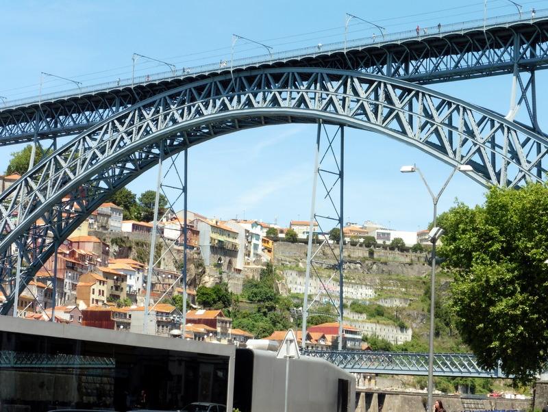 Le pont Dom Luis I°