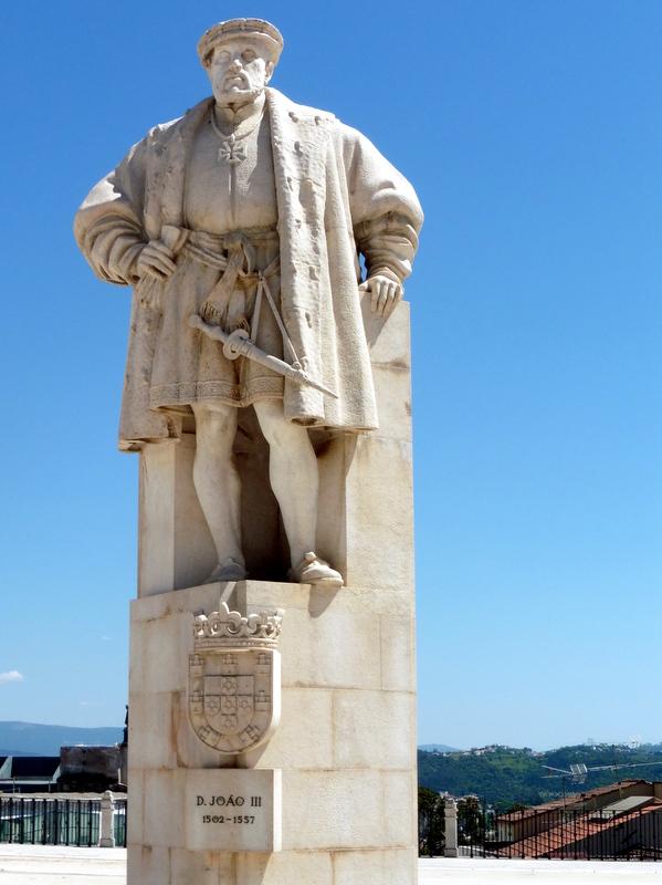 La statue de Jean III