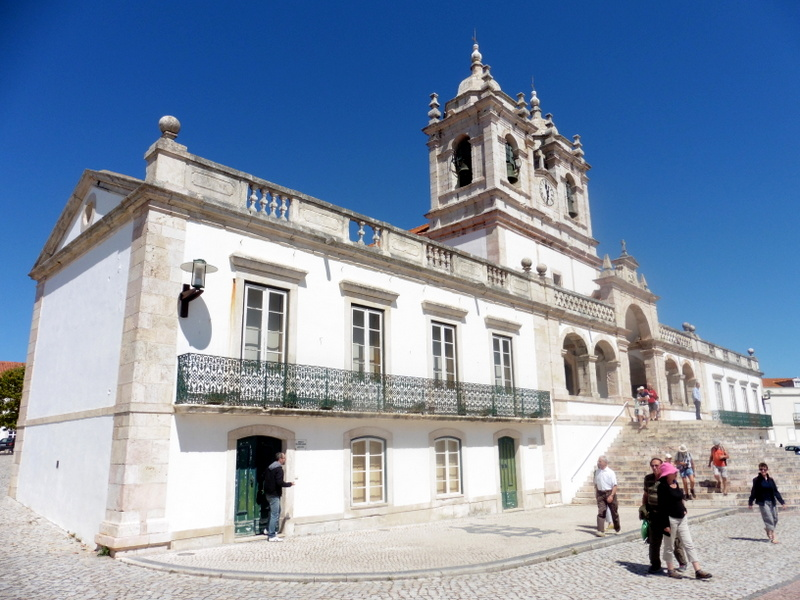 L'église Nossa Senhora da Nazaré