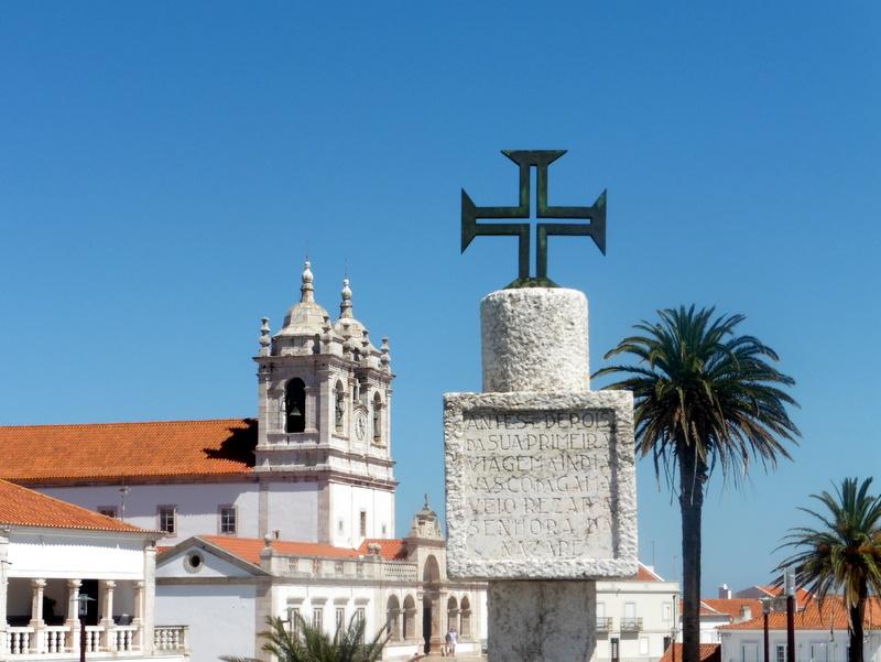 Stèle Vasco de Gama
