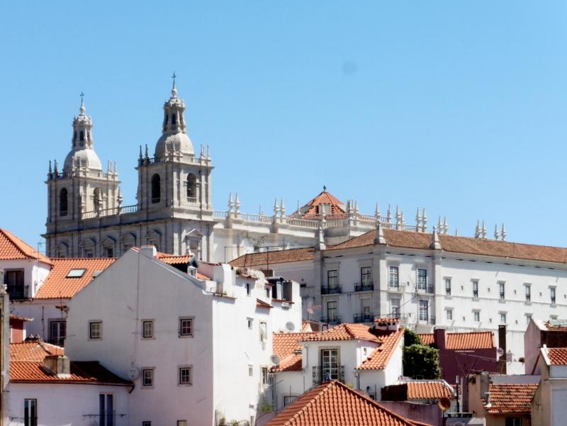 Église Saint Vincent de Fora