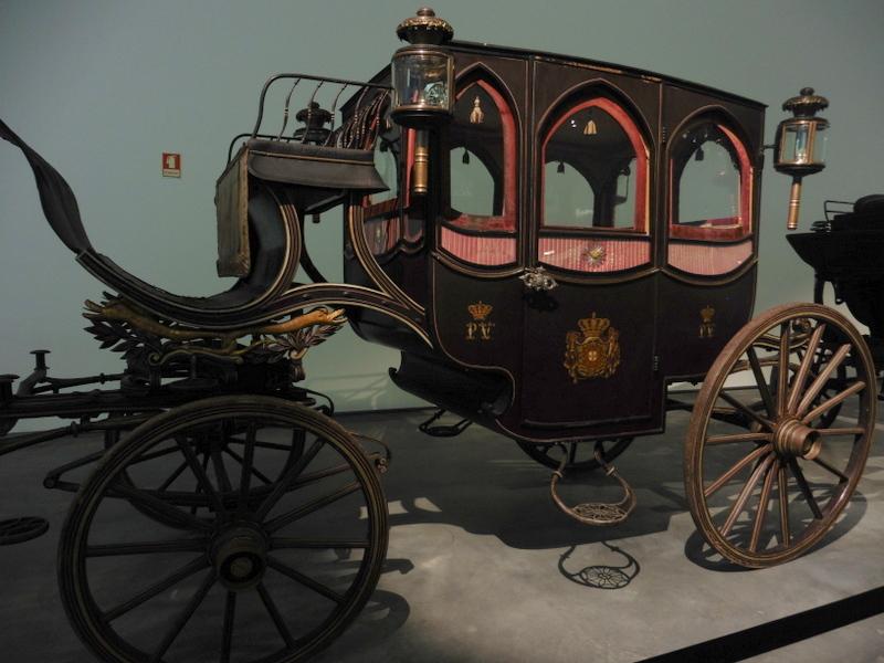 Au musée des Carrosses