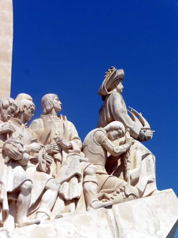 Le monument des Découvertes