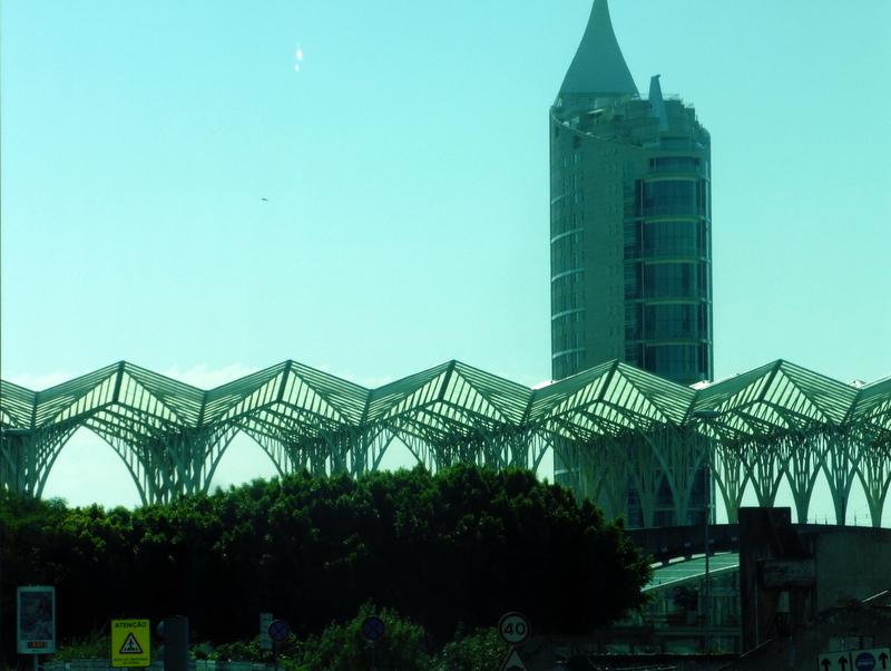 La gare d'Orient
