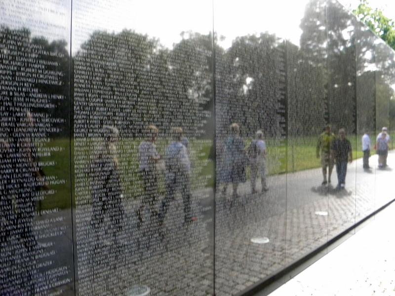 La longue liste des soldats morts en Corée