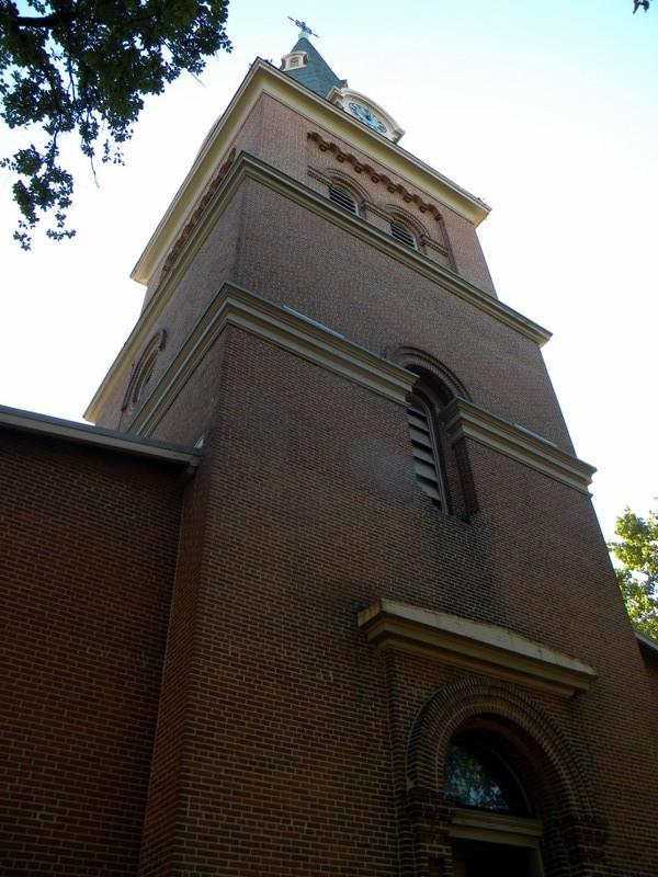 L'église Sainte Anne