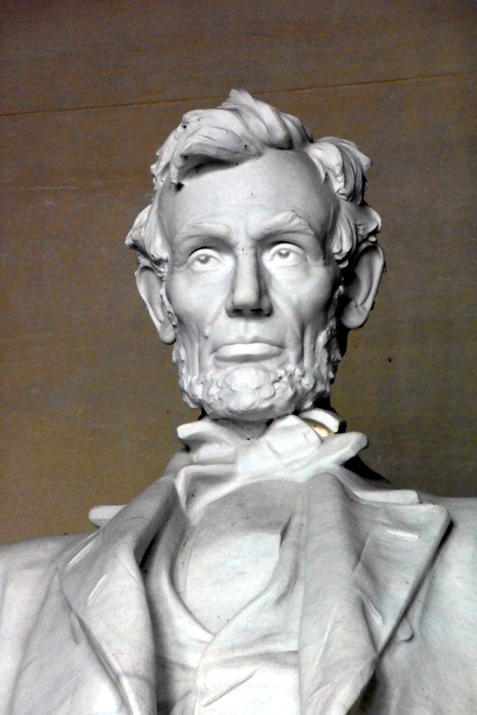 Le président Abraham Lincoln