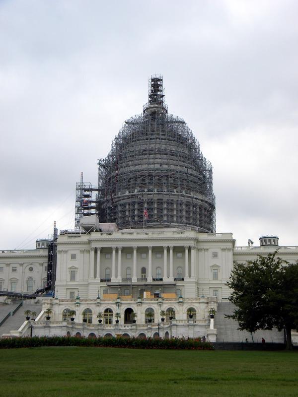 Le dôme du Capitole