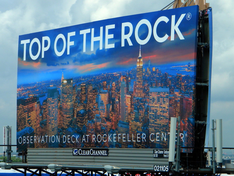 Affiche du Top of the Rock
