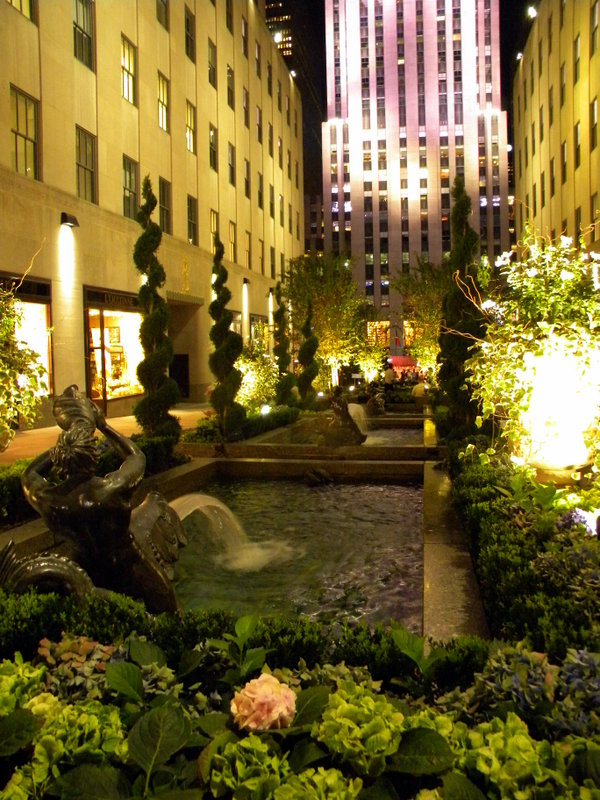 Jardins du Rockefeller Center