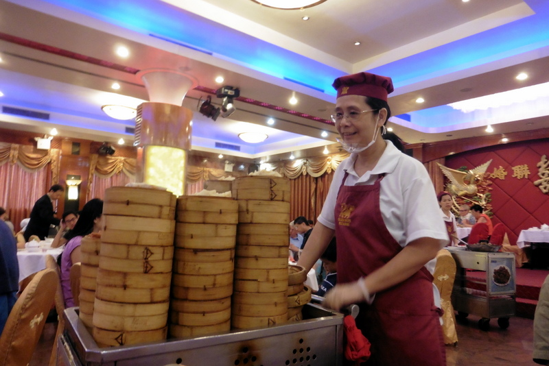 Au restaurant chinois
