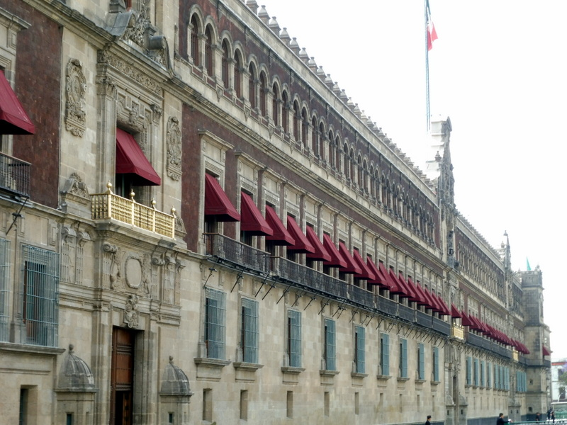 Le Palacio Nacional