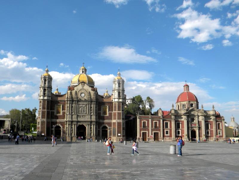 Ancienne église de la Guadalupe