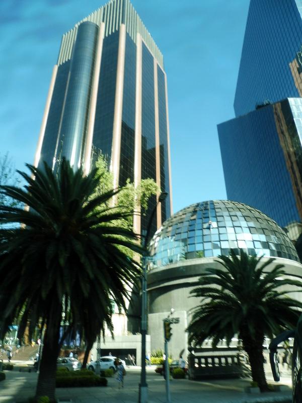 Immeubles sur le Paseo