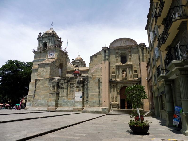La cathédrale-La façade sud