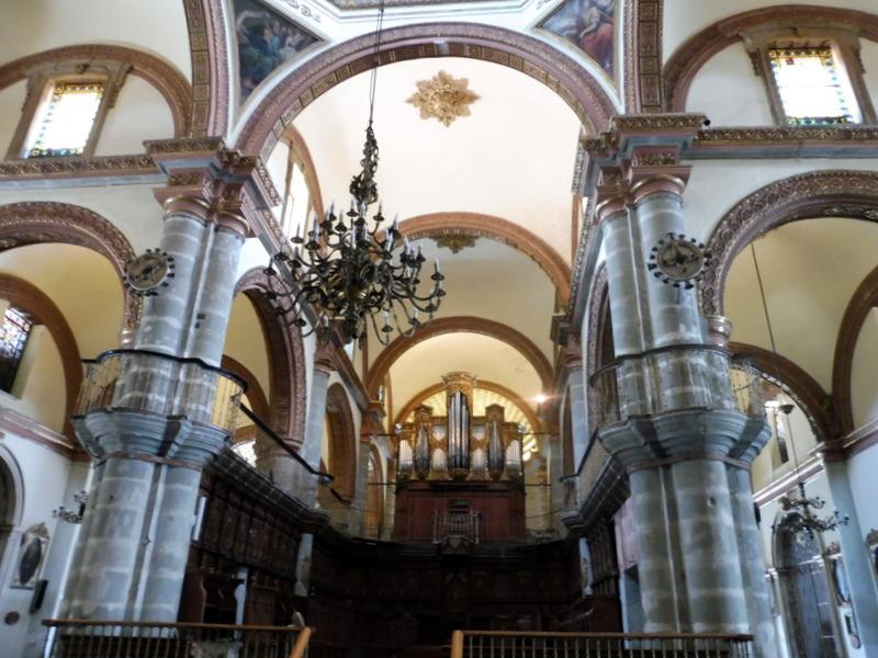 La cathédrale-L'orgue