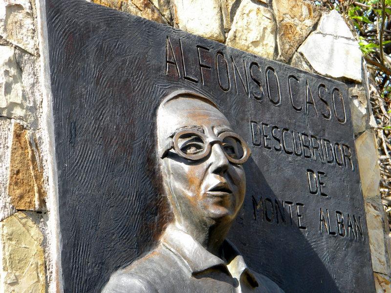 L'archéologue de Monte Alban